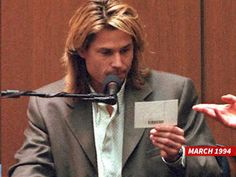 Kato Kaelin -- O.J. Trial Suit Up for Sale