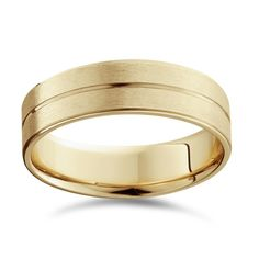 Show the world you are happily taken with this elegant gold-brushed wedding band. Available in your choice of attractive gold finishes, this band features a classic, sophisticated design that neve Wedding Men, Gold Wedding, Wedding Bands, Wedding Jewelry, Wedding Ceremony, Dream Wedding, Wedding Ideas, Wedding Album, Bouquet Wedding