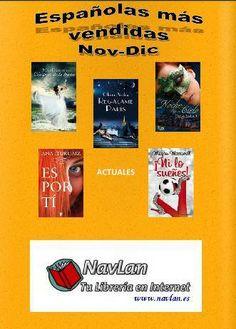 Librería Internet Navlan: REGÁLAME PARÍS entre los más vendidos noviembre-diciembre 2013