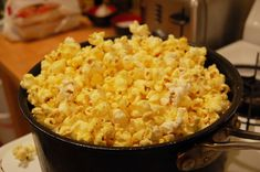 The Essential Guide to Homemade Theater-Style Popcorn