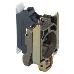 Contact Block, Spring Clamp, Contact NO by Schneider Electric. $19.74. Contact Block, Spring Clamp, Size 22mm, 600VAC Voltage, 10 Amps, Shape Rectangle, Contact Type NO, Action Momentary, For Use With 22mm Pushbuttons, Standards UL, CSA, CE, RoHS