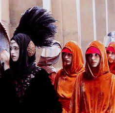 ♕Handmaidens of Naboo♕ Amidala Star Wars, Star Wars Padme, Queen Amidala, Pixar, Star Wars Planets, Star Wars Canon, The Phantom Menace, Star War 3, Movie Costumes