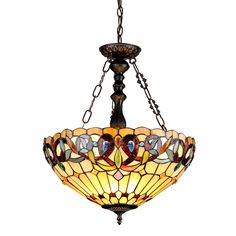 Shop Chloe Lighting  CH33353VR18-UH3 Serenity 3 Light Large Pendant at ATG Stores. Browse our pendant lights, all with free shipping and best price guaranteed.