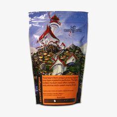 Serious Coffee - Three Amigos Medium Roast Three Beans, Sweet Corn, Roast, Coffee, Medium, Leather, Products, Amigos, Candy Corn