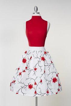 diy tutoriales patrones falda midi valentino como hacer blog costura ... f76dbc0d3053