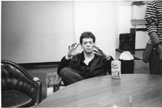 The Allen Ginsberg Project: Lou Reed