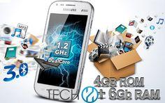 Se filtran los primeros datos técnicos del Samsung Galaxy S Duos 2 - LuisAndradeHD.com