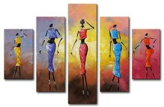 african women paintings google images - Google Search