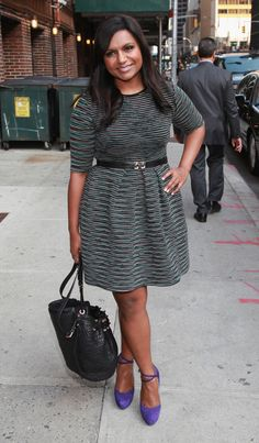 Mindy Kaling on Her Dream Mindy Project Guest Star and Style Tips From Mindy Lahiri