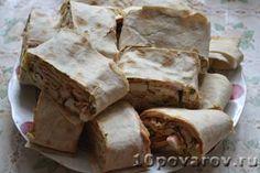 Рулет из лаваша с крабовыми палочками пошаговый Dairy, Cheese, Recipes, Food, Rezepte, Food Recipes, Meals, Recipies, Recipe