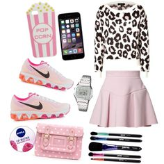 A fashion look from November 2014 featuring long sleeve sweater, print skirt and laced up shoes. Browse and shop related looks. Android, App, Shoe Bag, Polyvore, Stuff To Buy, Shopping, Collection, Shoes, Design