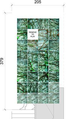 layout para cliente do José Ricardo Basiches - arquiteto - Projeto Na Parede dos Outros - Beto Riginik