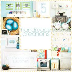 Free Printables- some of my favourite stuff ever. From The Handmade Home.