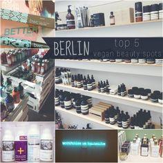 BERLIN | Top 5 Vegan Beauty Spots by Veggie Love (@franziska Schmid)  *ONCE UPON A CREAM Vegan Beauty Blog*