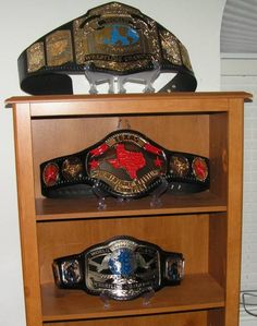 Welcome to Dave Millican Belts . com, Maker of WWF, WCW, NWA, UFC and tons of other Wrestling & MMA belts.