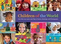 Awesome, thick book full of pictures and letters from kids around the world!
