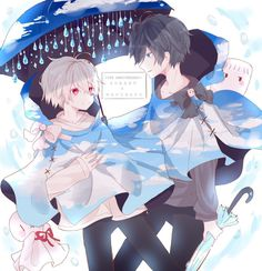Mafumafu y Soraru Anime Neko, Anime Art, Fanart, Neko Kawaii, Best Anime Drawings, Tracing Art, Anime Friendship, Japon Illustration, Anime Kunst