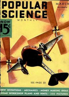 Popular Science - Popular Science - March 1935
