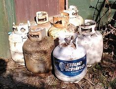 A Primer on Propane for Prepping and Survival - Lots of tips for using Propane safely and for acquiring propane tanks on the cheap.