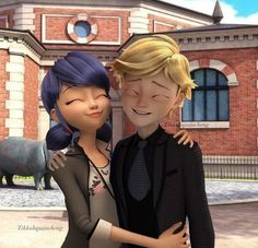 Adrien and marinette 😊 I ship those two so much Catnoir And Ladybug, Adrien Miraculous, Marinette Et Adrien, Miraculous Ladybug Wallpaper, Adrien Agreste, Miraculous Ladybug Fan Art, Princess Aesthetic, Ladybug Comics, Cute Photos