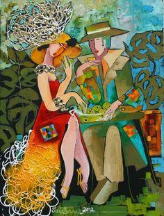 Together. by Stela Vesa o