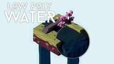 Blender Tutorial: Low Poly Water
