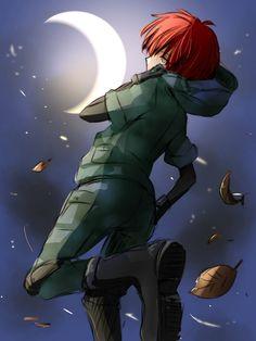 Aaaaaah*nose bleed* (〃ω〃) Manga Anime, Manga Boy, Anime Guys, Anime Art, Karma Kun, Nagisa And Karma, Itona Horibe, Onii San, Koro Sensei
