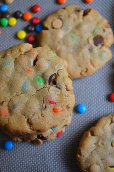 Yummy Recipes: Soft Pudding Monster Cookies recipe