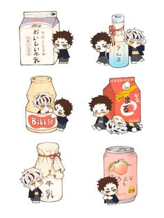 Dsxw6h5vwaap3bq Bokuto Koutarou, Akaashi Keiji, Kuroken, Bokuaka, Haikyuu Funny, Haikyuu Fanart, Anime Stickers, Cute Stickers, Anime Kawaii