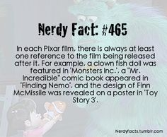 This is why I watch these movies over and over, I always seem to discover something new each time.