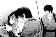Akatsuki no Yona - Yona and Son Hak<3