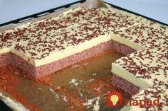 useful fabric crafts James Bond-Schnitte Rezept Summer Desserts, Christmas Desserts, Easy Desserts, Dessert Simple, Brownie Desserts, Chocolate Desserts, Brownie Recipes, Baking Recipes, Cake Recipes