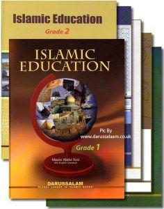 Books for Islamic Homeschooling-Islamic Studies Course Books