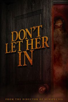 Let It Be, Don't Let, Horror Trailer, Horror Posters, Edgar Allan Poe, Official Trailer, Horror Movie Posters, Roommate, Edgar Allen Poe