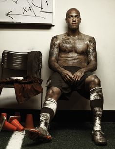 Tim Howard // Interview Magazine