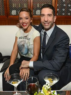 Star Tracks: Tuesday, May 24, 2016 | LOVE IS IN THE AIR | David Schwimmer and his wife, Zoë Buckman, attend AMC's Feed The Beast premiere on Monday in N.Y.C.