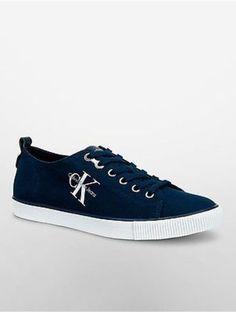 Calvin Klein Mens Arnold Logo Sneaker Shoe   EBAY #ShoppingIS ShoppingIS.me