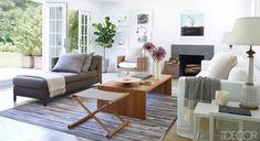 Hampton Cottage living room