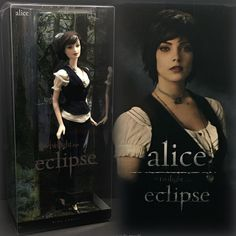 Alice Cullen Barbie Doll Twilight Saga Eclipse 2010 Pink Label T2237 Vampire | eBay
