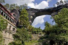 Pravcicka Brana, České Švýcarsko National Park | photo researched by http://www.iconhotel.eu/en/contact/how-to-find-us