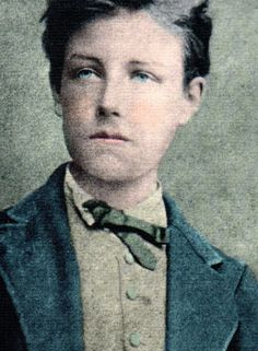 Rimbaud  Jean Nicolas Arthur Rimbaud (1854 - 1891)  Francia Poeta Simbolista y decadentista
