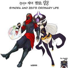 Zed X Syndra (English Translated) - Imgur