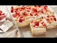 Strawberry Shortcake Lush Recipe - BettyCrocker.com