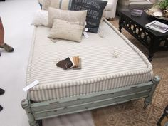 mattress ticking daybed covers - Google Search