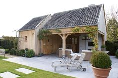 Bbq House, Sauna House, Outdoor Rooms, Outdoor Gardens, Outdoor Living, Outdoor Decor, Outdoor Buildings, Outdoor Structures, Pergola Patio