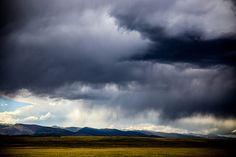 Bring the lightning, bring the rain. | the Noisy Plume