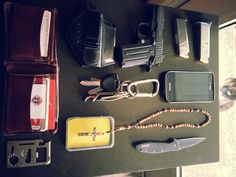 This Blog focuses on Personal and Survival EDC (Every Day Carry)  Everyday carry (EDC) refers to various items, usually small, that are worn or carried by a person on a daily basis for use in everyday tasks from the mundane to the unexpected. - See more at: http://everydaycarryblog.com/tagged/MultiTool#sthash.Yks0Llxw.dpuf