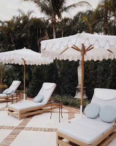 Stylish Patio Umbrellas For 2019 | The Well Appointed House Design, Fashion and Lifestyle Blog