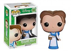 Beauty & The Beast POP! Vinyl Figure - Belle (Peasant) (Disney)