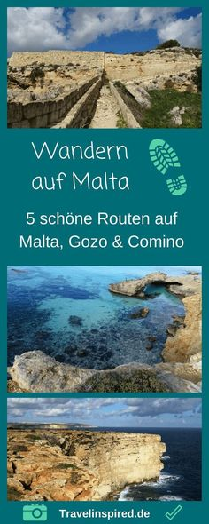 Wandern auf Malta: unsere Tipps für 5 schöne Strecken- und Rundwanderungen auf Malta, Gozo und Comino. #malta #wandern #gozo #comino #marfaridge #rundwanderung #wandertipps #travelinspired #mittelmeer #insel #küstenwanderung #victorialines #KapDahletix-Xilep #dwejralines #mosta #Il-Majjistral